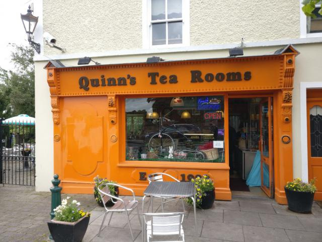 Quinns Tea Rooms Abbeyleix